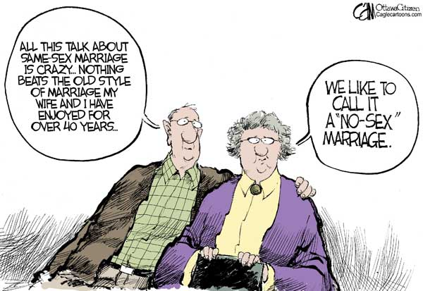 How the State Approved Marriage License Destroys