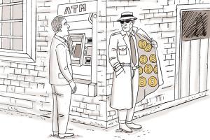 Bitcoin black market alley