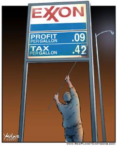 tax per gallon