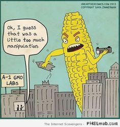 GMO cornzilla
