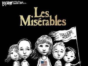 Les Miserables children