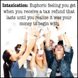 Euphoric Feeling Of Intaxication