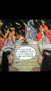 Aztec Human Sacrifice It's Not A Perfect System