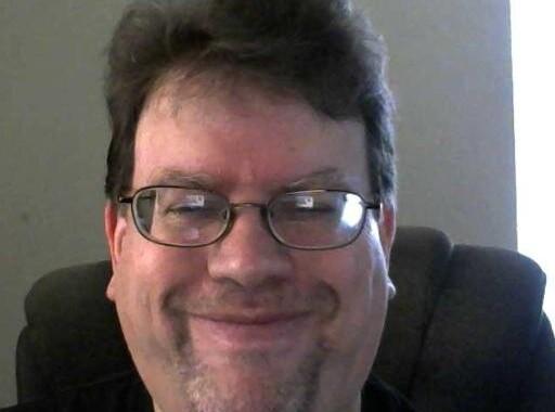 Bill Hunsicker smiling